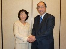 山田みきブログ-20111215中川先生