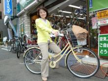山田みきブログ-自転車